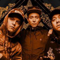 Concierto de banda de Hip Hop