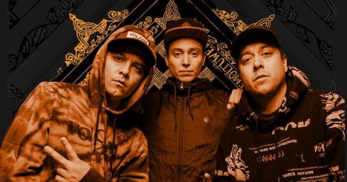 """Concierto de banda de Hip Hop """"Liricistas"""" en Casa de Salud, Concepción"""
