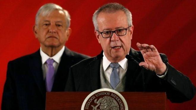 Carlos Urzúa: la explosiva carta con la que renunció el secretario de Hacienda del gobierno de AMLO en México