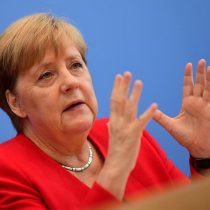 """""""Me siento bien"""": Angela Merkel disipa dudas sobre su estado de salud y reafirma que completará su mandato"""
