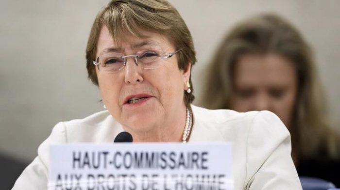 """Informe de Bachelet sobre Venezuela acusa al gobierno de Maduro de """"cometer numerosas violaciones de los derechos humanos"""""""