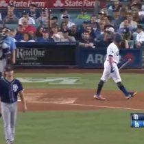 Así se vivió el terremoto en California en pleno partido de baseball entre los Padres y los Dodgers