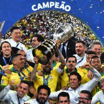 Brasil recupera el trono en casa y vuelve a la cima de Copa América