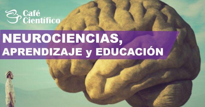 """Café Científico 2019 """"Neurociencias, aprendizaje y educación"""" en Puerto Montt"""