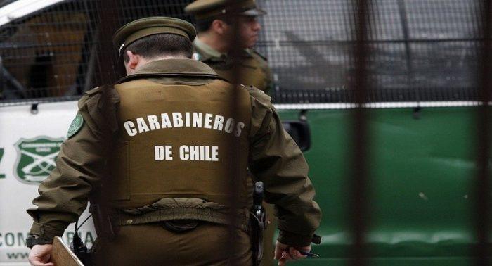 Carabineros detienen a otros 12 carabineros por apremios ilegítimos a comerciantes ambulantes