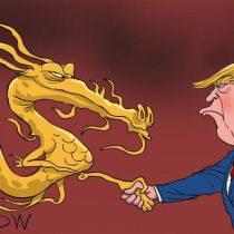 China y EE. UU. retoman negociaciones comerciales, entre amenazas de Trump