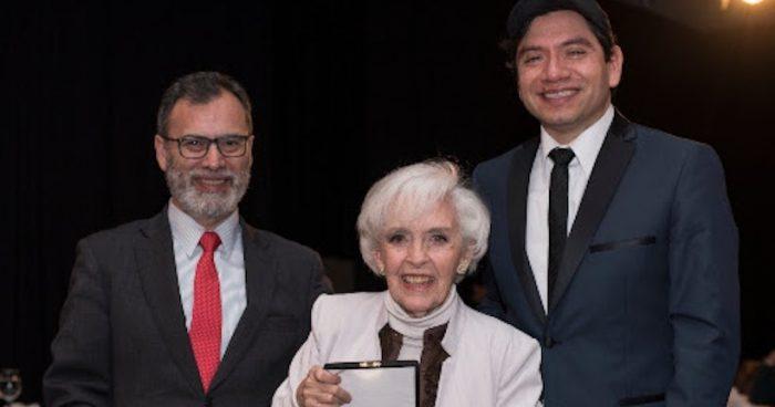 Carmen Barros es nombrada Figura Fundamental de la Música Chilena por la SCD