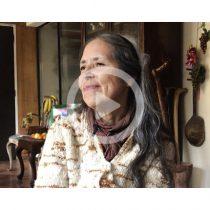 Artista Cecilia Vicuña en Sello Propio: