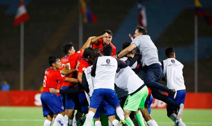 Mundial Sub17: Chile ya conoce a sus rivales en la cita planetaria