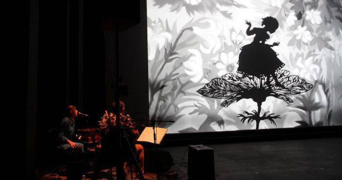 """Cine mudo con musicalización en vivo: película """"Viaje al país de las Hadas"""" en Cine Arte Alameda"""