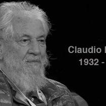 La feroz claridad de Claudio Naranjo: