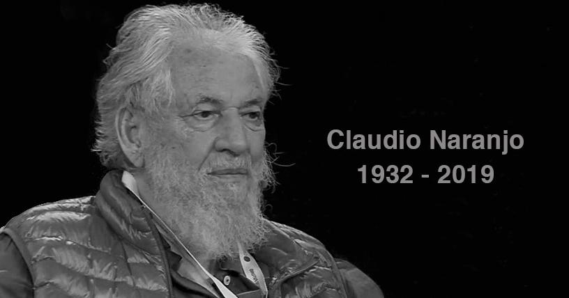 La Feroz Claridad De Claudio Naranjo La Educación Es