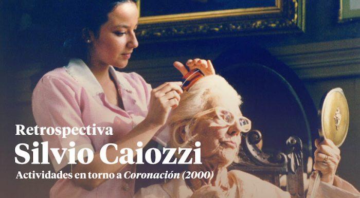 Retrospectiva: Silvio Caiozzi en Cineteca Nacional de Chile