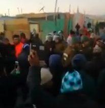 Más de 50 familias son desalojadas de campamento en Calama
