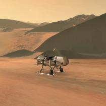 Ingeniero eléctrico chileno trabaja en sistema para liberar dron de la NASA en Titán
