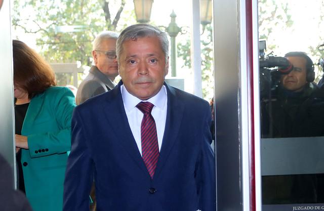 Perdió en el TC: Tribunal Constitucional rechaza el requerimiento del suspendido ministro Elgueta