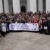 Regionalistas hacen transversal llamado a La Moneda para respetar elección de gobernadores