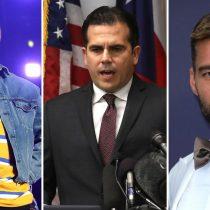 Ricky Martin, Bad Bunny y Residente encabezan manifestación que busca sacar al cuestionado y homofóbico gobernador de Puerto Rico