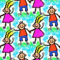 Niños y niñas protegidos con mentalidades saludables