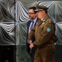 """Rodrigo Hinzpeter: """"Me avisaron que había un paquete que podría tener un artefacto explosivo"""""""