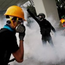Hong Kong vuelve a protestar a pesar de la prohibición policial