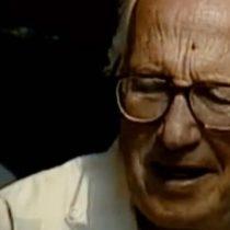 Presentan querella contra el Premio Nacional de Educación 1995, el diácono Hugo Montes, por abusos sexuales