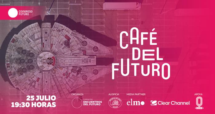 Charlas Café del Futuro: ¿Ciencia o Ficción? en Bar Quinto Cheers