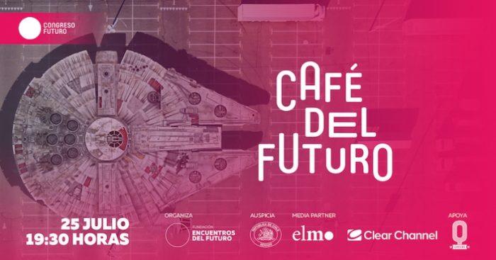 [SIGA EN VIVO] Charlas Café del Futuro: ¿Ciencia o Ficción?