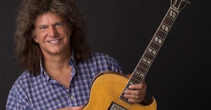 "Pat Metheny vuelve a Chile con su nueva gira ""An Evening with"""