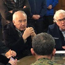 Alcalde de Osorno se retira indignado de comité operativo al no tener respuesta a petición de decretar Estado de Catástrofe