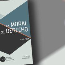 """Presentación del libro """"La moral del derecho"""" de Lon Fuller en Instituto de Estudios de la Sociedad"""