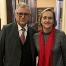 Vuelco en el Colegio de Abogados: asume como presidenta Leonor Etcheberry tras renuncia de Arturo Alessandri