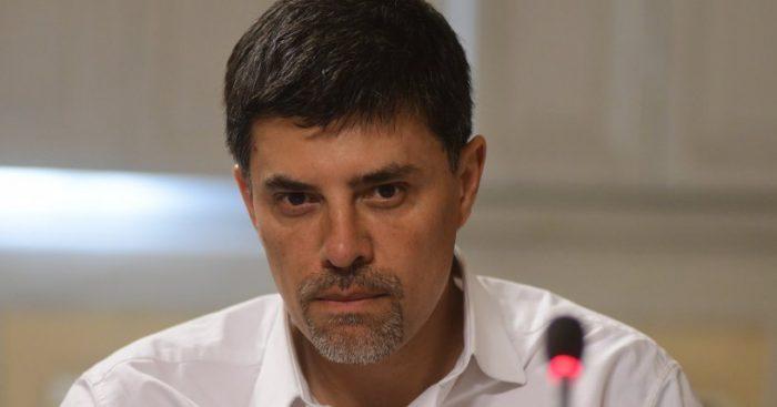 Marcelo Díaz se
