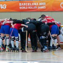 Quedaron a un paso de la gloria: Marcianitas quedaron eliminadas ante Argentina en semifinales del mundial de hockey patín