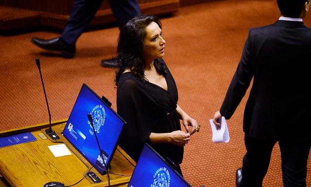 Comisión de Ética sancionó a diputada Marisela Santibáñez por sus polémicos dichos contra Jaime Guzmán
