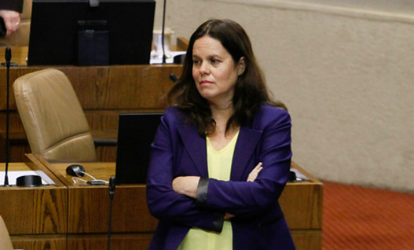 Maya Fernández descarta posibilidad de integrar nueva mesa directiva del Partido Socialista: