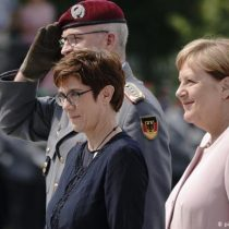 Merkel recuerda a