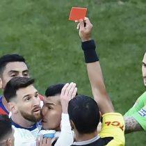 Echó pie atrás: Messi envía carta de disculpas a la Conmebol asegurando que su airada reacción en la Copa América fue por
