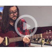 El folk visceral de Eduardo Fernández regresa con disco Puñal: