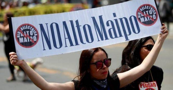 Corte de Apelaciones acoge recurso contra la SMA por aprobar modificaciones en Alto Maipo