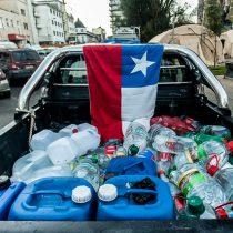 Osorno ya no da para más: octavo día sin suministro de agua potable y sin solución