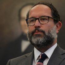 Cancillería acepta renuncia de coagente del Caso Silala Juan Ignacio Piña