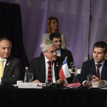 La futbolera broma de Bolsonaro a Piñera por llegar atrasado a reunión del Mercosur