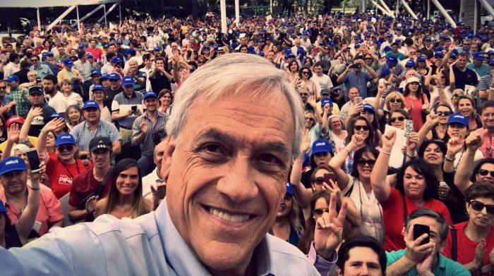 La obsesión por Twitter: el pecado capital de Piñera