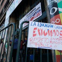 Encuesta Cadem: manejo de paro de profesores no permite a Piñera repuntar en aprobación ciudadana