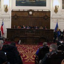 Quiebre total en el PS: disidencia abandona el Comité Central a una hora de haberse iniciado