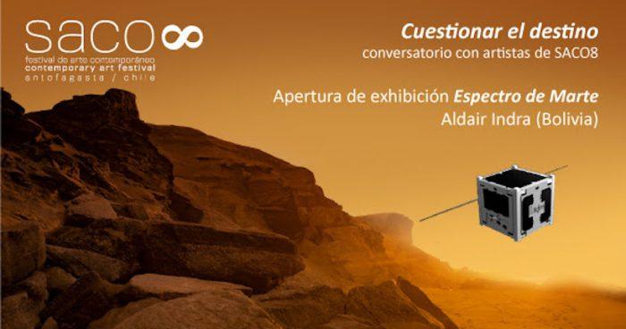"""SACO8: Conversatorio """"Cuestionar el destino"""" en Museo Regional de Antofagasta"""