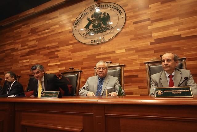 Fiscal Ximena Chong indaga a redactores de sentencias por eventual corrupción en el TC
