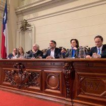 """La arenga de Marcela Cubillos a la UDI: """"No van a lograr quebrarnos cuando defendemos nuestras ideas"""""""