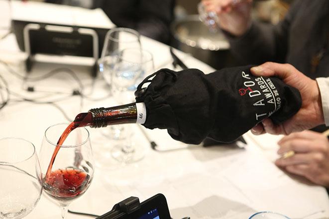 Premiación Catad'Or Wine Awards